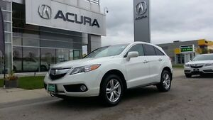 2014 Acura RDX Premium Was $31994 Now $29991, Leather, Heated S