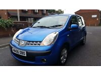 NISSAN NOTE 1.4 NICE AND CLEAN LONG MOT SERVICE HISTORY