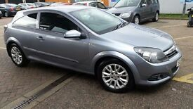 Vauxhall Astra- 1.4 i 16v Turbo SE 5dr- NEW STOCK- GUARANTEED MILEAGE- SHOWROOM CONDITION