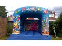 Bouncy castles soft play for sale £1000