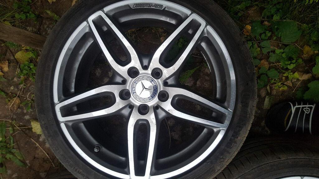 Mercedes wheels 18 inch