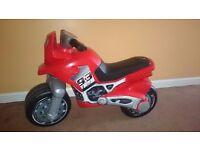 Motorbike - Ride - on kids cross ( 4 - 7 years old kids )