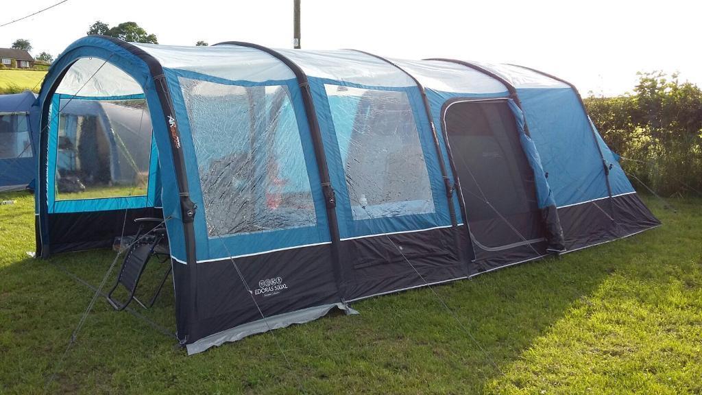 Vango Edorus 500xl airbeam tent