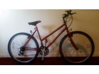 Falcon Ladie's Mountain Bike with Lock