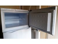 Used Indesit RAA29 Top Mount Freestanding Freezer White