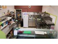 Profitable Fast Food Take Away Kitchen, Sandwich Shop Catering Business For Sale
