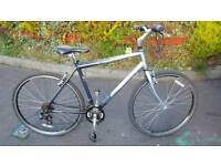 Raleigh Pioneer Hybrid Bicycle For Sale in Great Riding Order and Good Condition