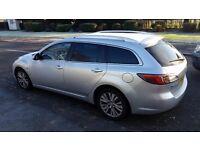 2010 Mazda 6 2.2 diesel estate