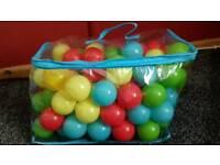 Bag of ball bit balls