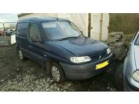 Citroen berlingo 2003 *** BREAKING