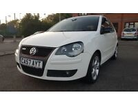 VW POLO 1.8 TURBO GTI 2007 FULL LEATHER INTERIOR IMACULATE CONDITION LOOK!!!!!!!!!!!!!!!!!!!!!!!!!!!
