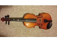 "1/4"" USED VIOLIN FOR SALE"