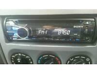 Sony cdx -gt560ul 52w x4 USB AUX sub input