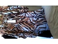 Tiger pattern Top unwanted gift