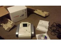 Canon Selphy DS810 Compact photo printer