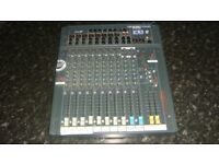 Soundcraft Spirit Folio F1 16 Channel Mixer