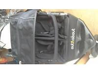 out n about nipper 360 double pushchair