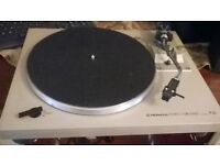 pioneer record player turntable