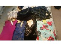 Range of new with tags/ worn once dresses and clothing 10-12