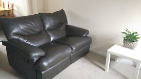 Recliner, 2 seater sofa for sell