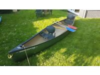 SOLD Old Town Discovery 158 Canoe