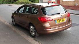 Vauxhall Techline Astra