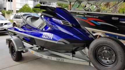 Yamaha FX HO Cruiser 2014 Jetski and Trailer