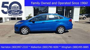 2012 Ford Fiesta SE | One Owner | Heated Seats