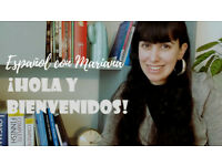 Online Spanish Classes - BUY FIVE CLASSES GET ONE FREE!