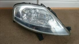 offside (drivers side) front headlight for citreon c3