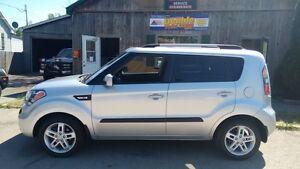 2011 Kia Soul 2u, Auto,**PAY $89.54 BI-WEEKLY $0 DOWN** Cambridge Kitchener Area image 2