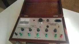 vintage Field plotter/ field analogue computer type 6000