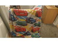 Cars 2 reversible bedding