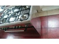 Gas range cooker (baumatic)