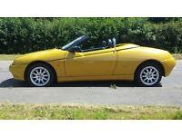 Alfa Romeo Spider Lusso 2.0 T-Spark Zoe Yellow