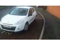 2010 59 renault clio 1.2 expression with full service history immaculate condition