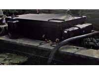 Pond Filter - Oase Biotec 30 plus 72w Bitron Uv