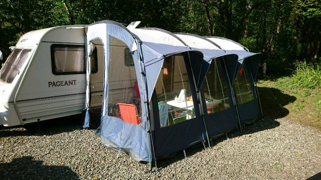 Royal Wessex 390 Awning
