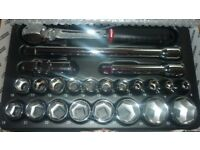 FACOM 1/2 SOCKET SET
