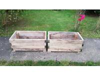 2 planters for sale £30 each or two for £50