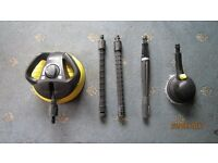 Karcher HP washer system tools
