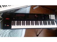 Roland FA06 synthisizer