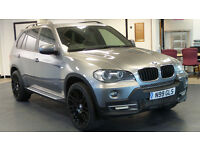 2007 N BMW X5 3.0 D SE 7STR 5d AUTO 232 BHP*PART EX WELCOME*FINANCE AVAILABLE*WARRANTY*