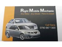 Experience mobile mechanic in e17