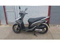 Honda Vision 50cc moped 2014