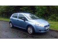 2006 Fiat Grande punto 1.2 petrol Very cheap to run hpi clear Brilliant drives Clean Car in & out