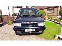 1998, Oxford Blue, 4.6 V8, Automatic, 'Autobiography' Range Rover P38