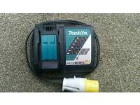 Makita 18v lxt charger 110v DC18RC S