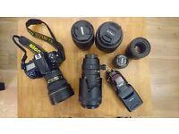 Nikon D700 - used