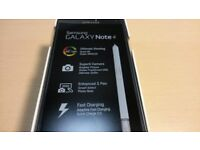 Samsung Galaxy Note 4 32GB SIM FREE UNLOCKED To All Networks in a Box with all the Accessories